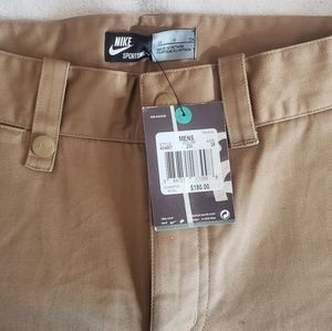 Other - 2009 nike nsw selvedge chino size 28